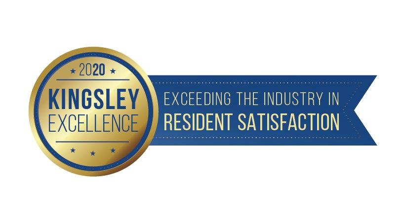 kingsley industry award logo