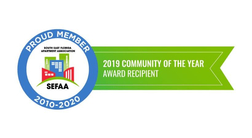 SEFAA Industry Award Logo